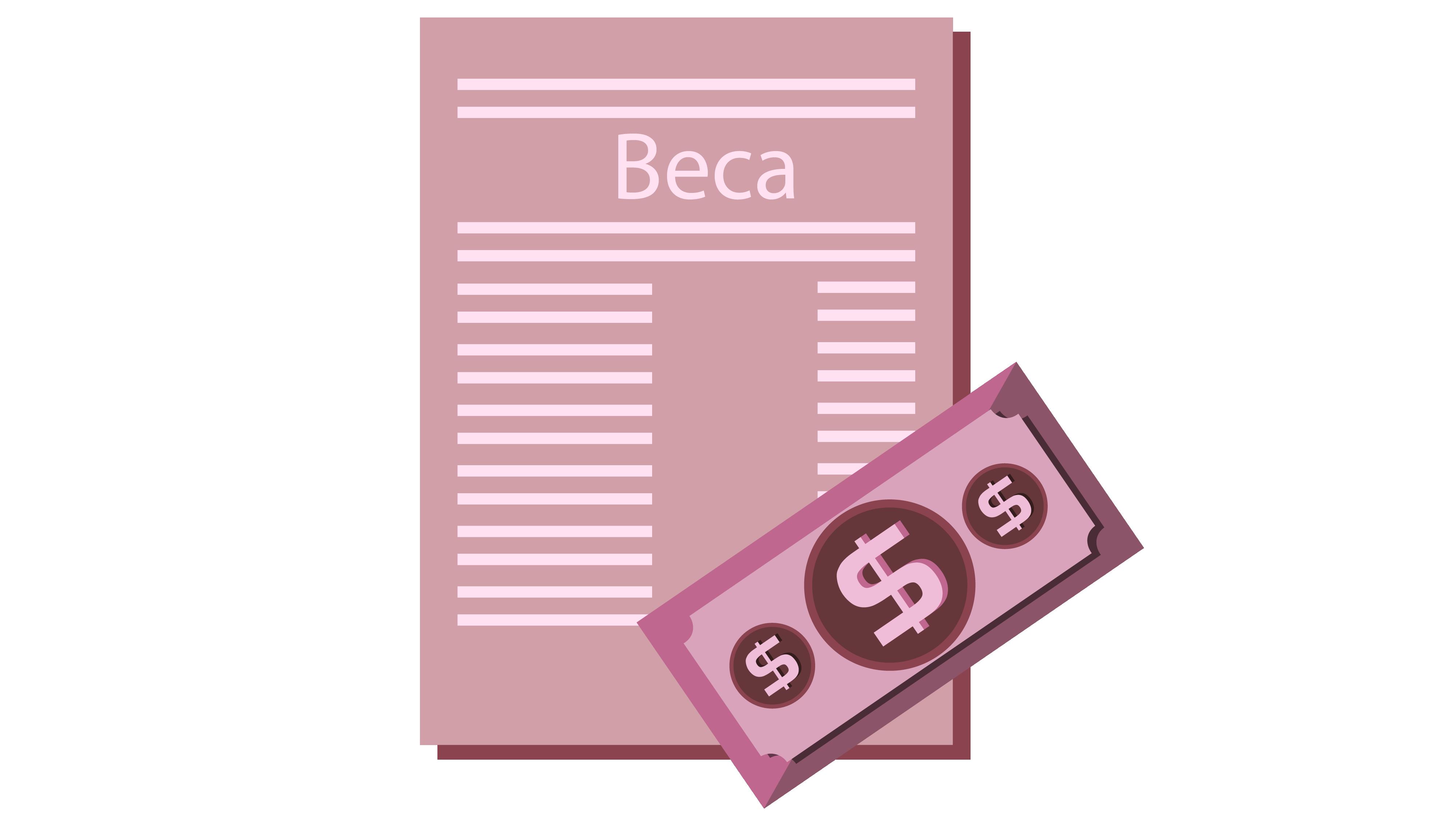 Becas y programas de financiamiento