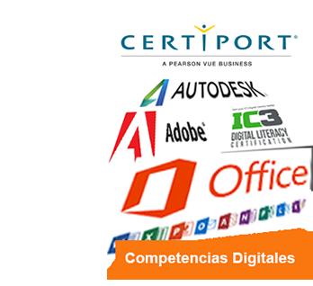 Competencias Digitales - CERTIPORT